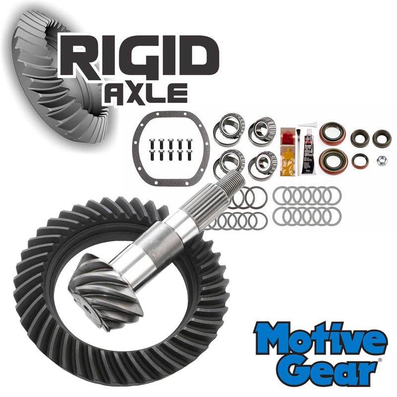 Dana 30 Motive Gear Ring and Pinion with Bearing Kit