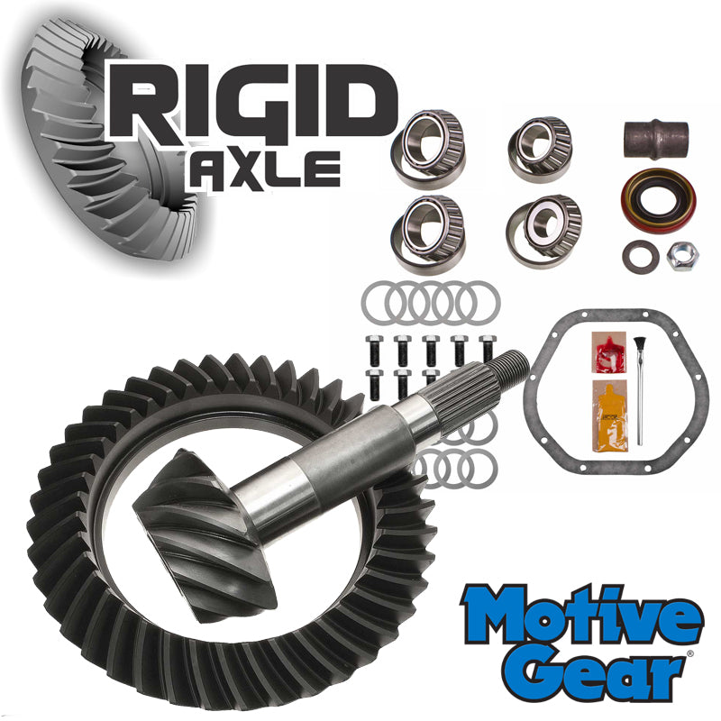 Dana 44 Motive Gear Ring and Pinion with Bearing Kit
