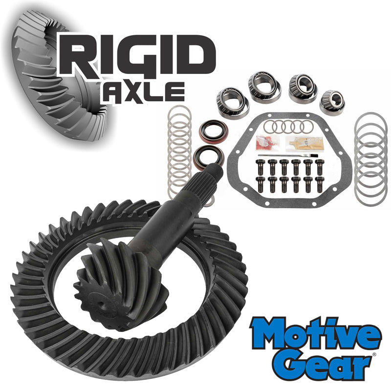 Dana 60 Motive Gear Ring and Pinion with Bearing Kit
