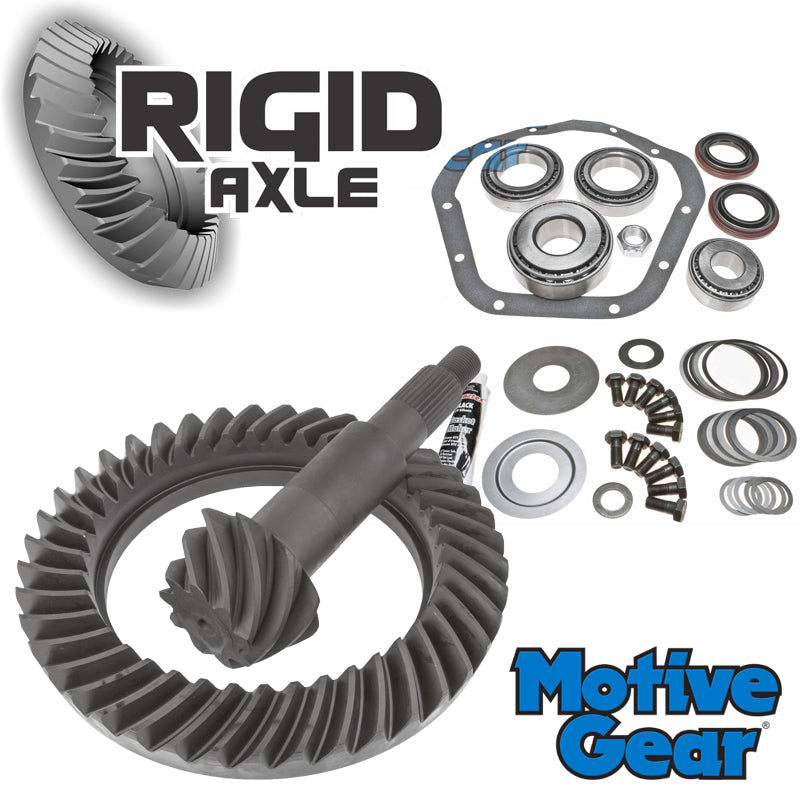 Dana 70 Motive Gear Ring and Pinion with Bearing Kit