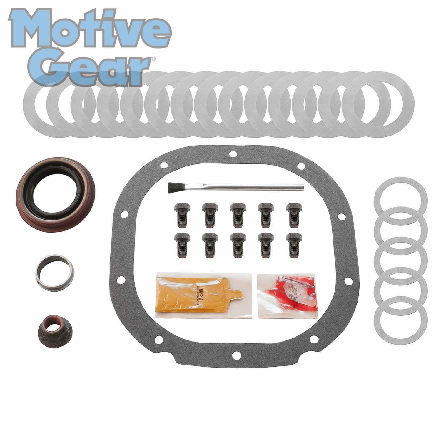 Ford 8.8 inch 10 BoltMotive Gear Master Install Kit