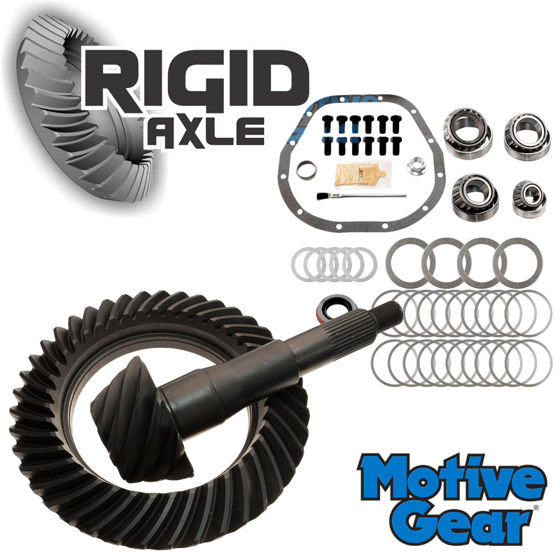 Ford 10.25 Motive Gear Ring and Pinion with Bearing Kit