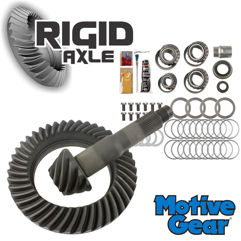 Ford 10.5 Motive Gear Ring and Pinion with Bearing Kit