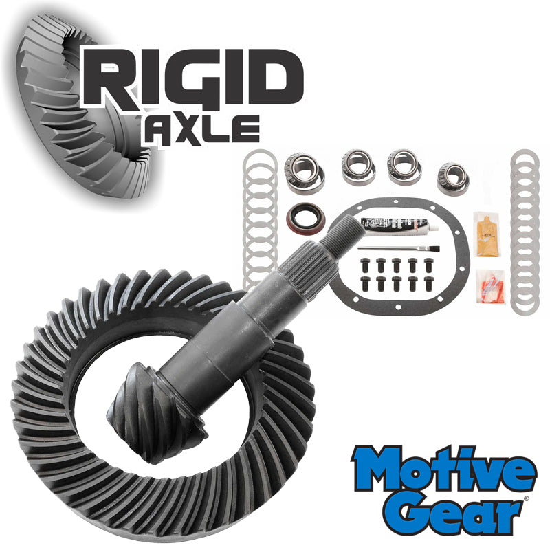 Ford 7.5 Motive Gear Ring and Pinion with Bearing Kit