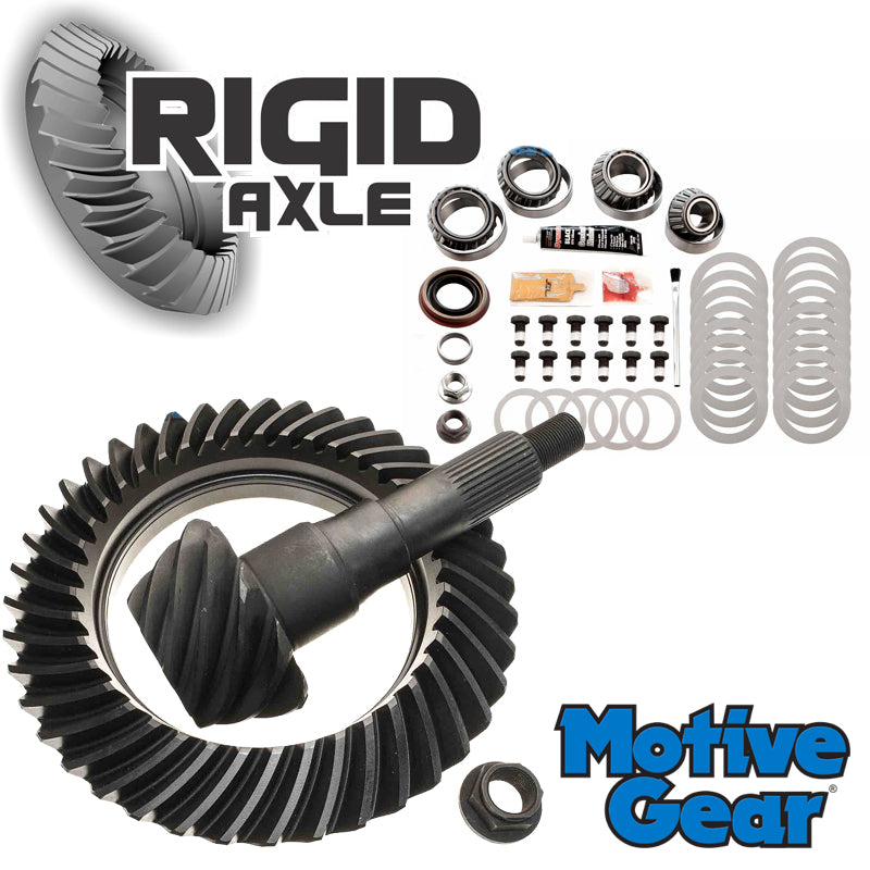 Ford 9.75 Motive Gear Ring and Pinion with Bearing Kit
