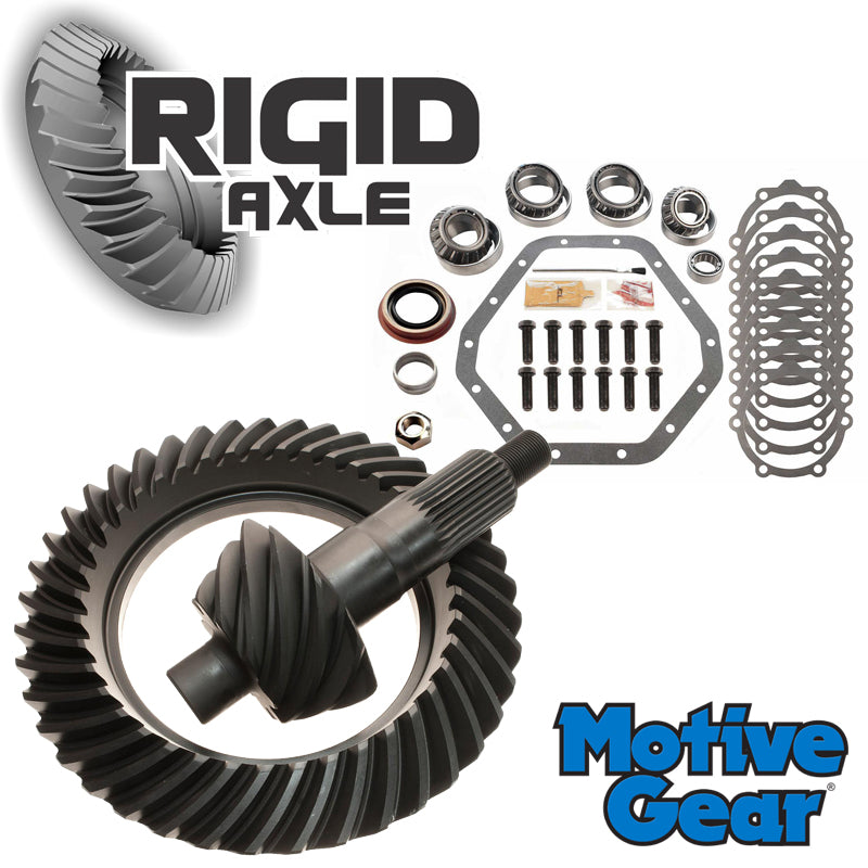 Chevy GM 10.5 Motive Gear Ring and Pinion with Bearing Kit