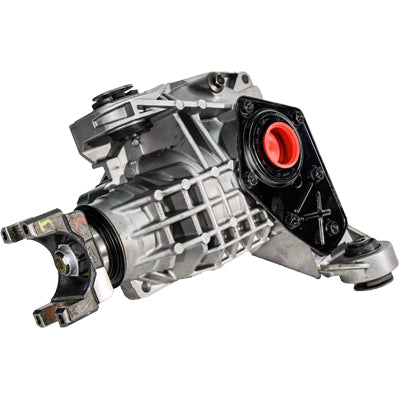 c5 c6 rear differential