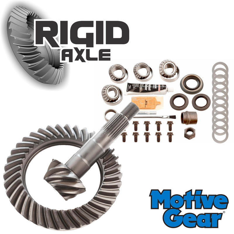 Chevy GM 7.2 IFS Motive Gear Ring and Pinion with Bearing Kit
