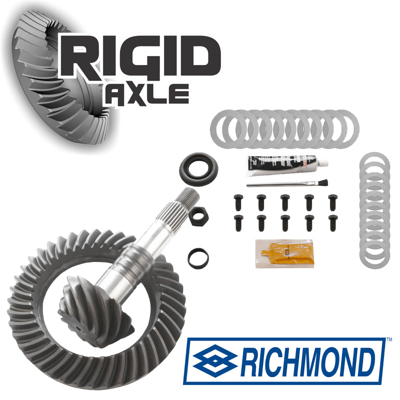 Richmond Gear 49-0048-1 Ring and Pinion GM 7.5 7.625 2.73 Ring Ratio 1 Pack