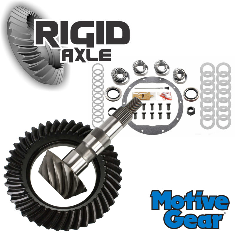 Chevy GM 8.5 Motive Gear Ring and Pinion with Bearing Kit