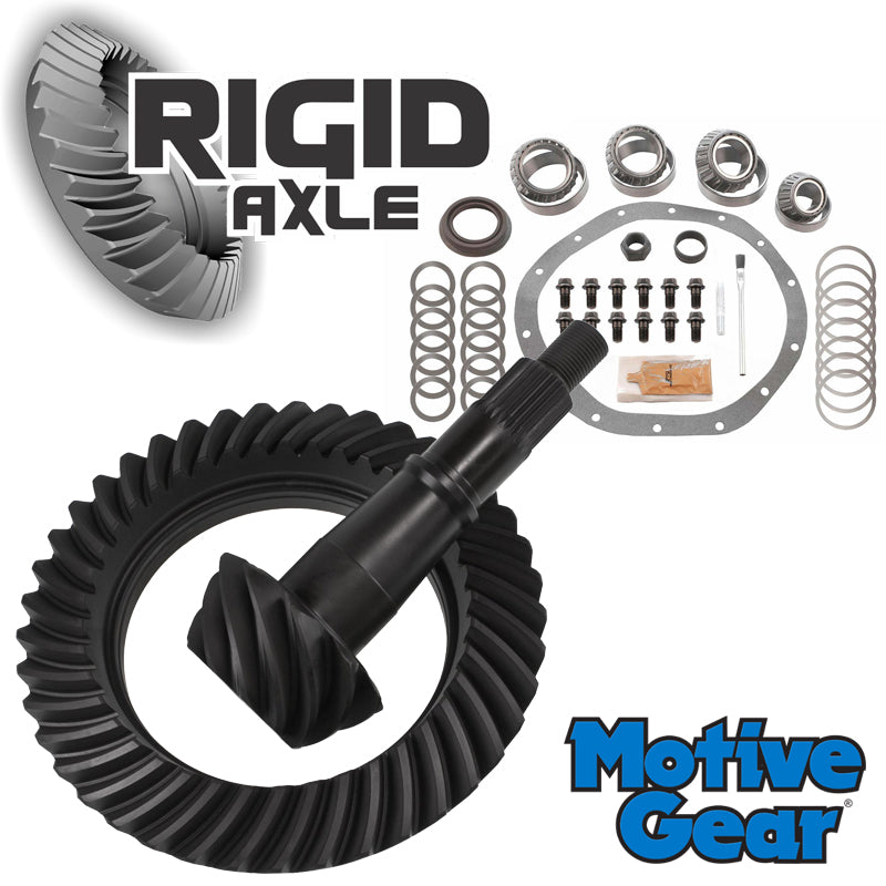 GM Chevy 9.76 14 Bolt Motive Gear Ring and Pinion with Bearing Kit