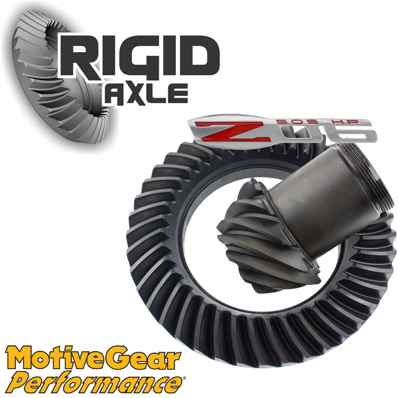 Rigid Axle Z06 ZO6 ZR1 C6 Corvette Ring and Pinion Gear Set