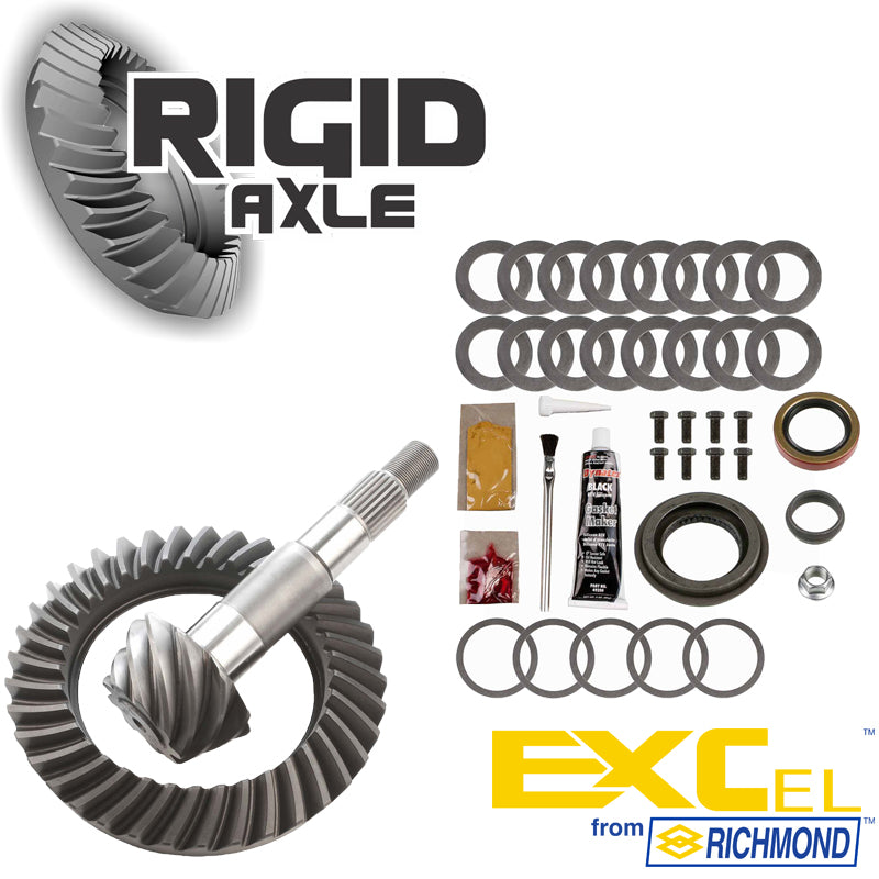 """4.10 RING AND PINION 8.25/"""" REAREND RICHMOND EXCEL GEAR SET DODGE CHRYSLER"""
