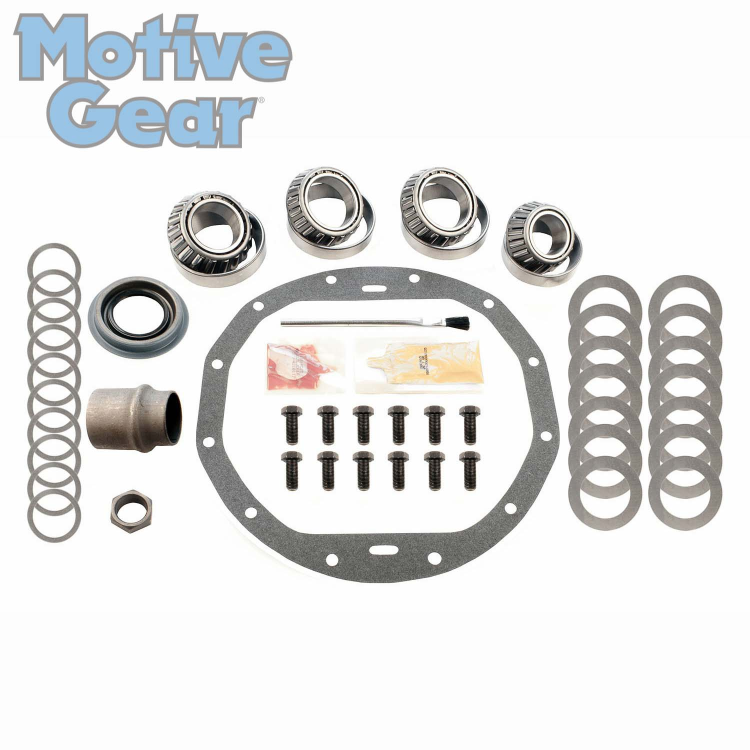 GM 8.875 12 Bolt Motive Gear Master Bearing Install Kit