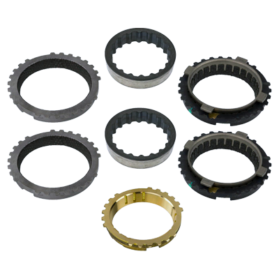 manual transmission synchro ring kit