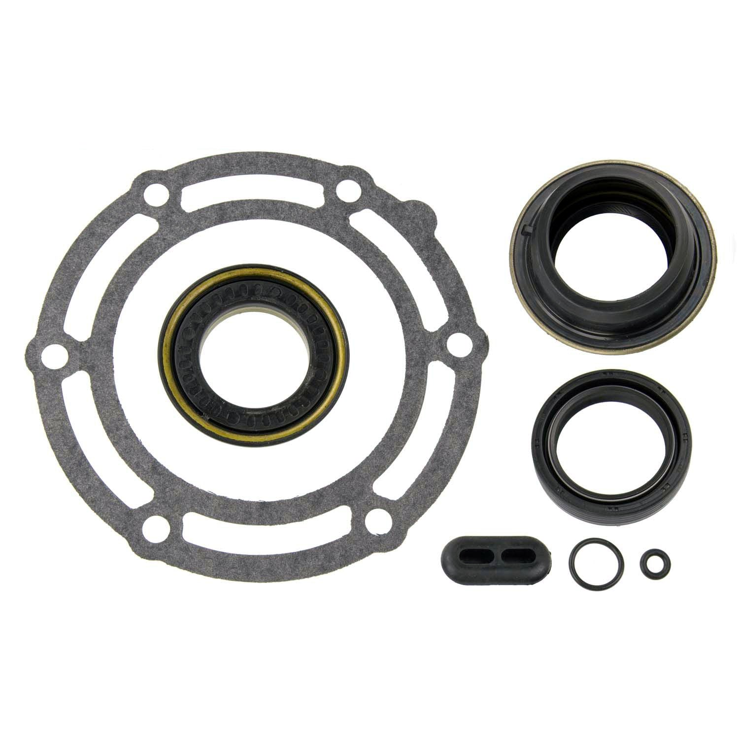 Rigid Axle New Process NP261XHD Transfer Case Gasket and Seal Kit
