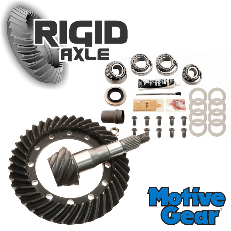 Toyota 9.5 Land Cruiser Motive Gear Ring and Pinion with Bearing Kit