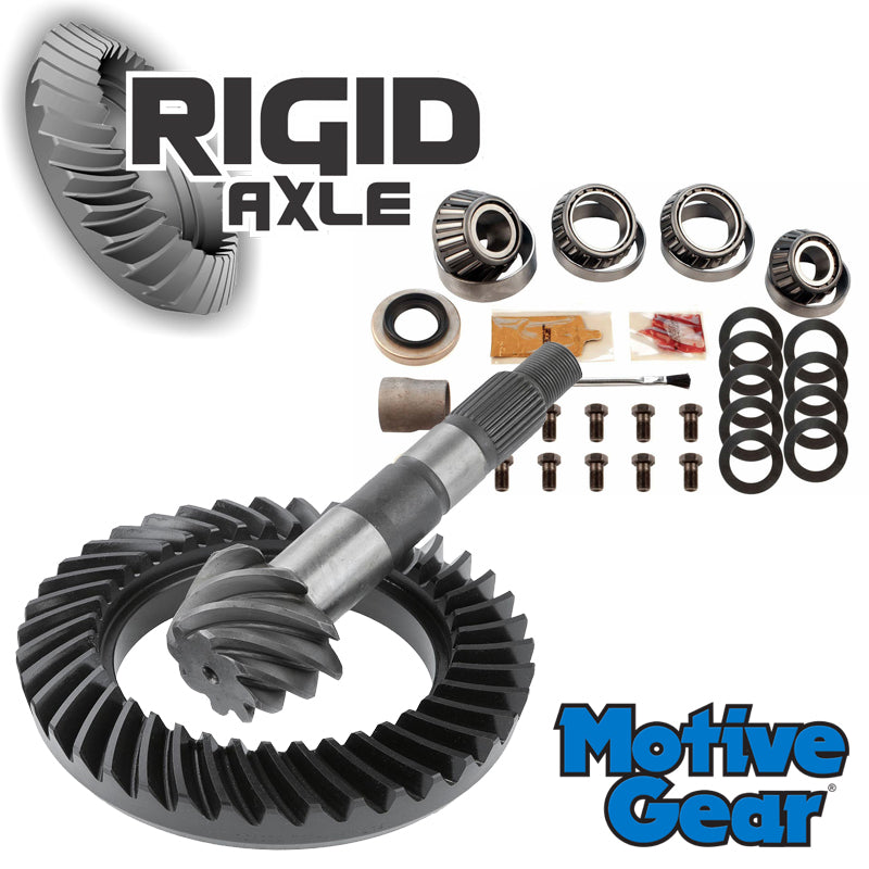 Toyota 8 Reverse Motive Gear Ring and Pinion with Bearing Kit