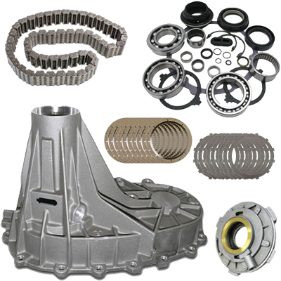transfer case parts package