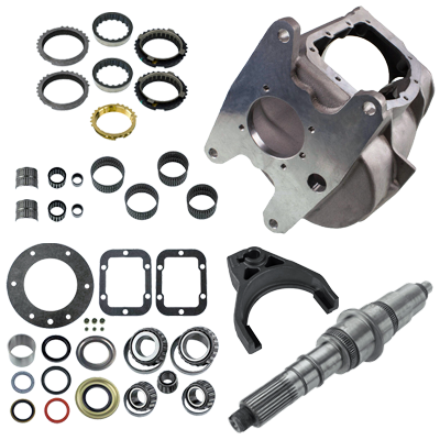 manual transmission rebuild packages