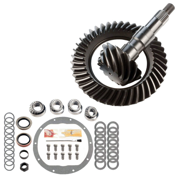 "GM 8.5"" 10 Bolt Chevy - Ring and Pinion Gear Set w/ Master Bearing Kit"