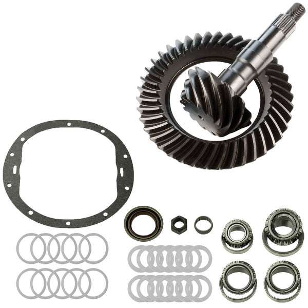 "2009-Up GM 8.5""/8.6"" 10 Bolt Chevy - Ring and Pinion Gear Set w/ Master Bearing Kit"