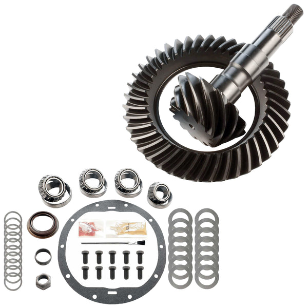"1999-2008 GM 8.5""/8.6"" 10 Bolt Chevy - Ring and Pinion Gear Set w/ Master Bearing Kit"