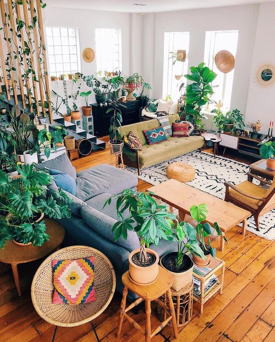 9 Essential Steps to Decorate a Boho Chic Home – Curasy