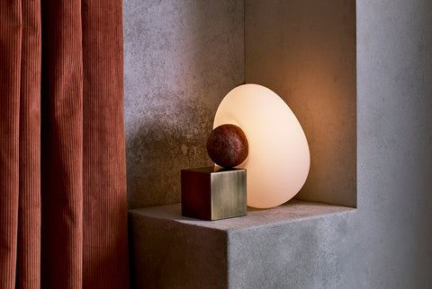 Dimple Lamp by Anna Karlin