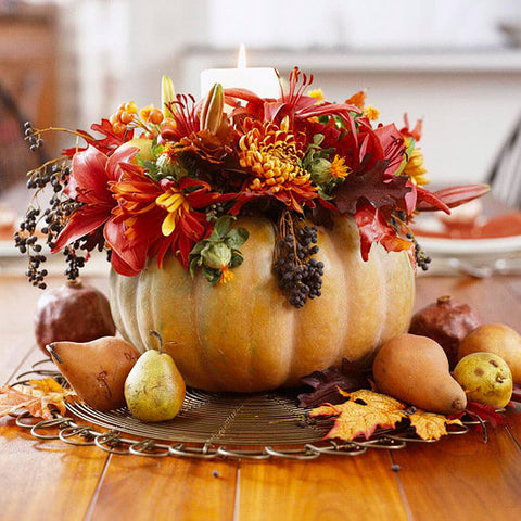 Creative Ideas for the Perfect Fall Wedding