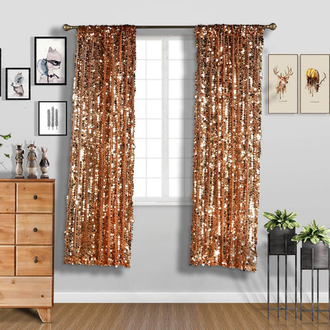 Tantalizing Window Treatments With Tableclothsfactory's Curtains Collection!