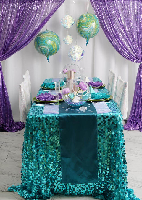Dive Deep into the Ocean with our Mermaid Party Decor