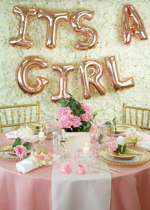 Girl Baby Shower: Celebrate a New Life with Style