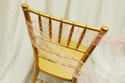 Bucaneer Side Chair Sash