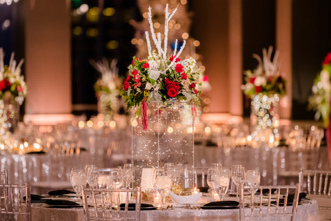 Christmas Wedding Ideas to Bring in the Holiday Magic