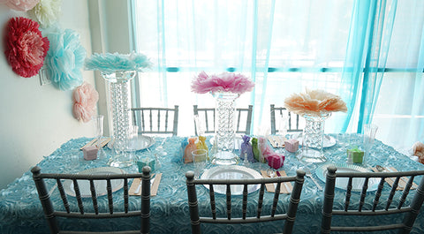 How to Turn Your Tablescape Into the Alice-in-Wonderland Scene