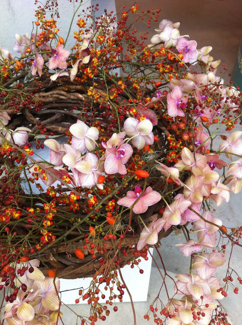 Peppy Spring Wreath Ideas to Welcome Blossoming Spring