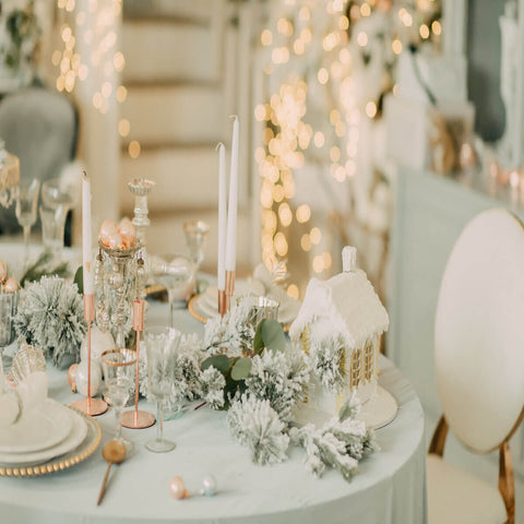 Dreamy Winter Tablescape Ideas For A Truly Frosted Feel!