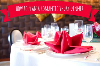 How to Plan a Romantic Valentine's Day Dinner At Home