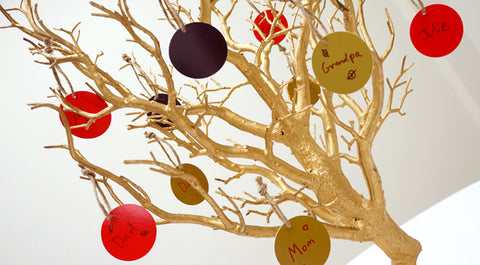 Create your own Tree of Thanks