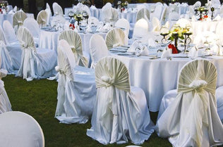 Astounding Banquet Chair Covers Tableclothsfactory Com Ibusinesslaw Wood Chair Design Ideas Ibusinesslaworg