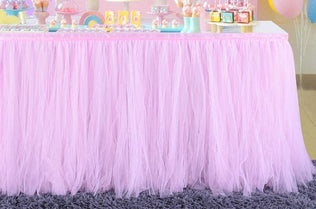 1db71dd5d Ruffled Tulle Skirts – tableclothsfactory.com