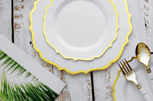 Disposable Dinnerware  sc 1 st  Tablecloths Factory & Disposable Dinnerware \u2013 tableclothsfactory.com