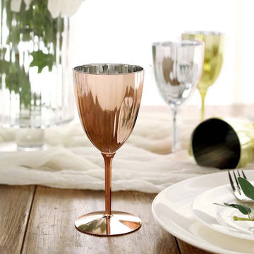 Disposable Cups Party Cups Plastic Stemware Tableclothsfactory
