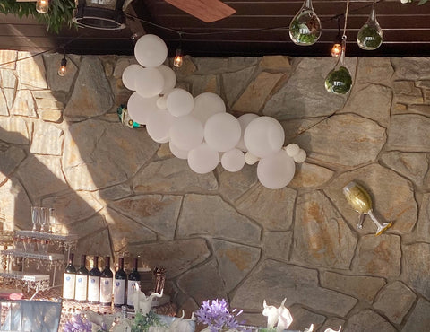backyard party decorations