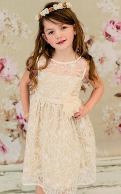 Popular Flower Girl Dresses