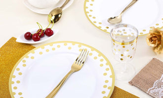 Disposable Dinnerware Collection