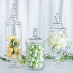 Glass Jar Vases