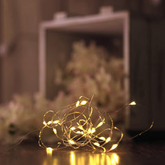 Battery Operated String Lights LED