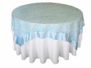 For A Casual Get Together, Just Pick Up A Few Tablecloths For The Important  Areas, Such As The Gift Table, The Food Tables And The Tables With Favors  Or ...